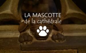chien de Geiler mascotte cathédrale