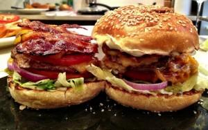 share a burger
