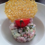 Thon à la tahitienne bistronome strasbourg