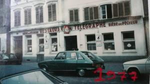 Le télégraphe krutenau strasbourg 1977