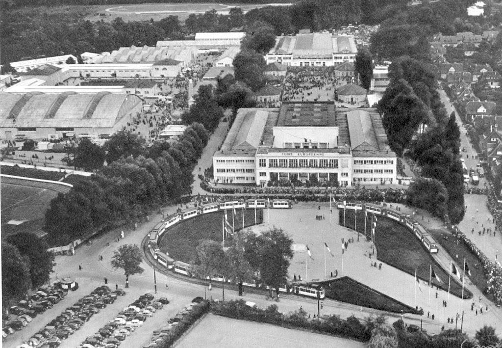 1955 foire européenne strasbourg