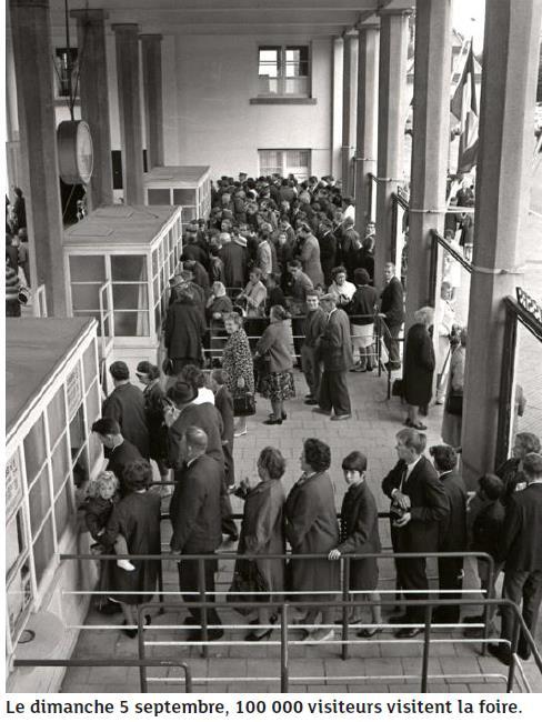 1965 file foire européenne strasbourg (C)DNA
