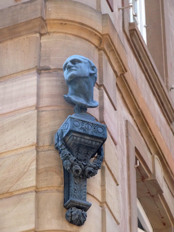 buste sultzer cathédrale strasbourg