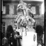 inauguration monument marseillaise broglie strasbourg