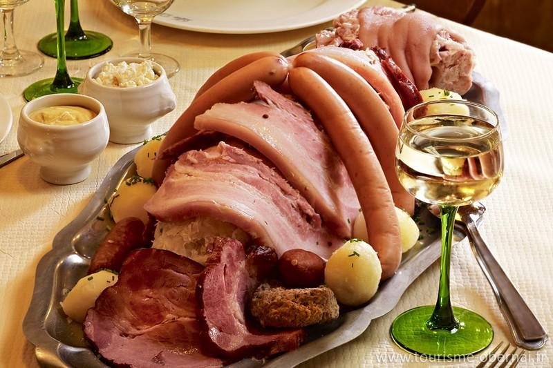 Top 10 de la gastronomie alsacienne - Recettes cuisine alsacienne traditionnelle ...