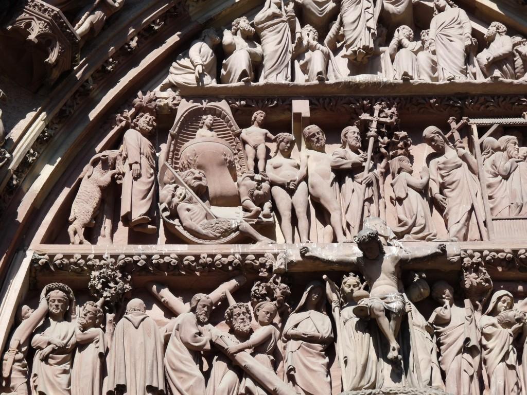 Blosarsch Cathédrale Strasbourg