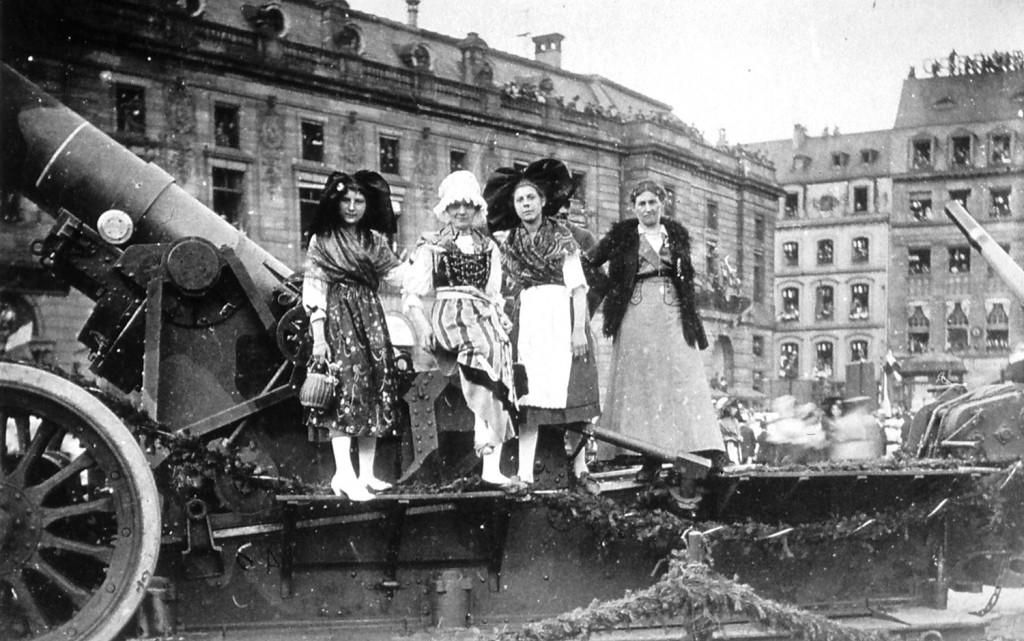 Première fête du 14 juillet 1919
