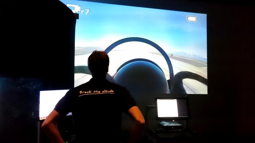 simulateur avion de chasse strasbourg