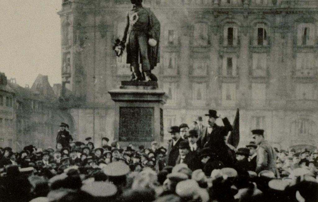 Jacques peirotes 1918