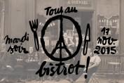 Tous au bistrot attentat Paris