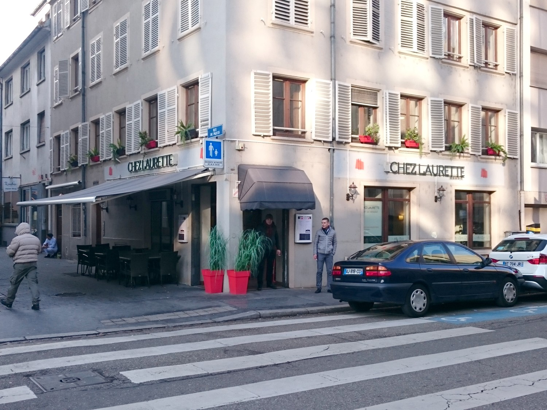 Chez Laurette restaurant Strasbourg