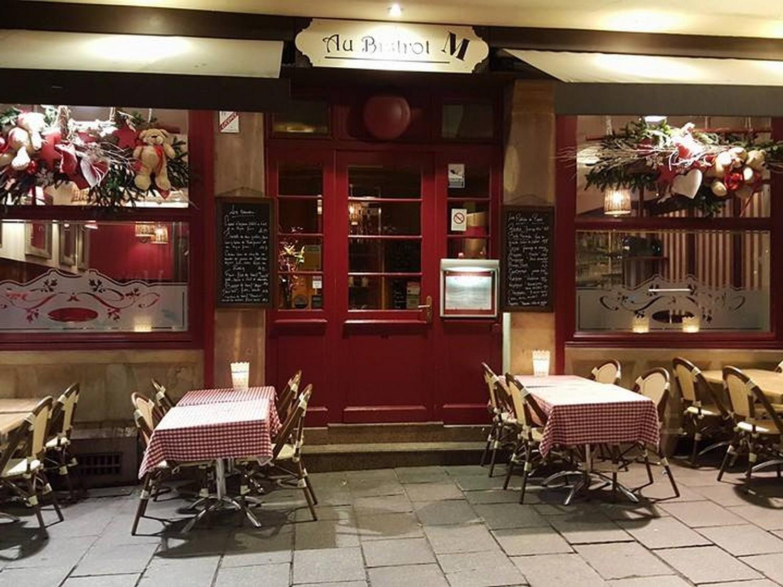 Au bistrot m restaurant strasbourg for Reso strasbourg