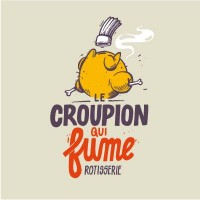 logo Le croupion qui fume restaurant Strasbourg KurioCity