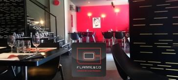 Flamme & Co Strasbourg restaurant tartes flambées flammenkueche Kuriocity