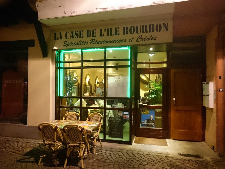 La Case De L'ile Bourbon restaurant réunionais créole Strasbourg Kuriocity