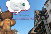 Le soulier de Sigismond Luxembourg Strasbourg 1414 Kuriocity