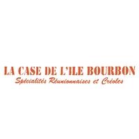 logo La Case De L'ile Bourbon restaurant réunionais créole Strasbourg Kuriocity