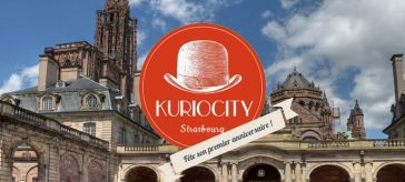 Infographie 1 an Kuriocity Strasbourg