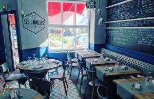 restaurant Les canailles rue de zurich Strasbourg Kuriocity