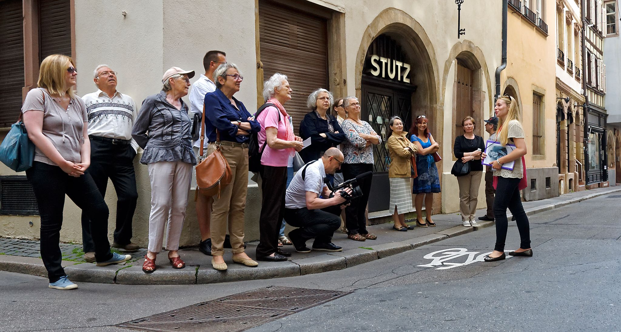 Juliette Bossert Guide Strasbourg