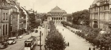 François-Marie de Broglie Place Strasbourg