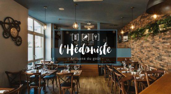 l'hédoniste restaurant Orangerie Strasbourg