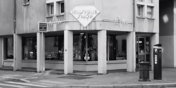 Musique Shop, rue des Orphelins