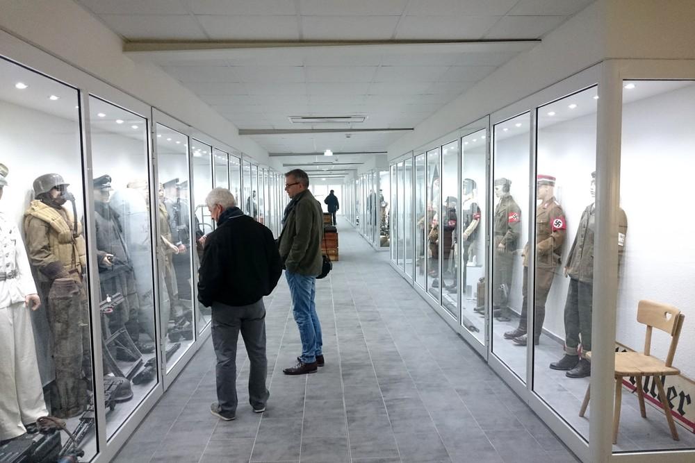 MM Park France La Wantzenau Musée seconde guerre mondiale