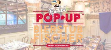Pop Up Bierstub Fischer Strasbourg La Hache