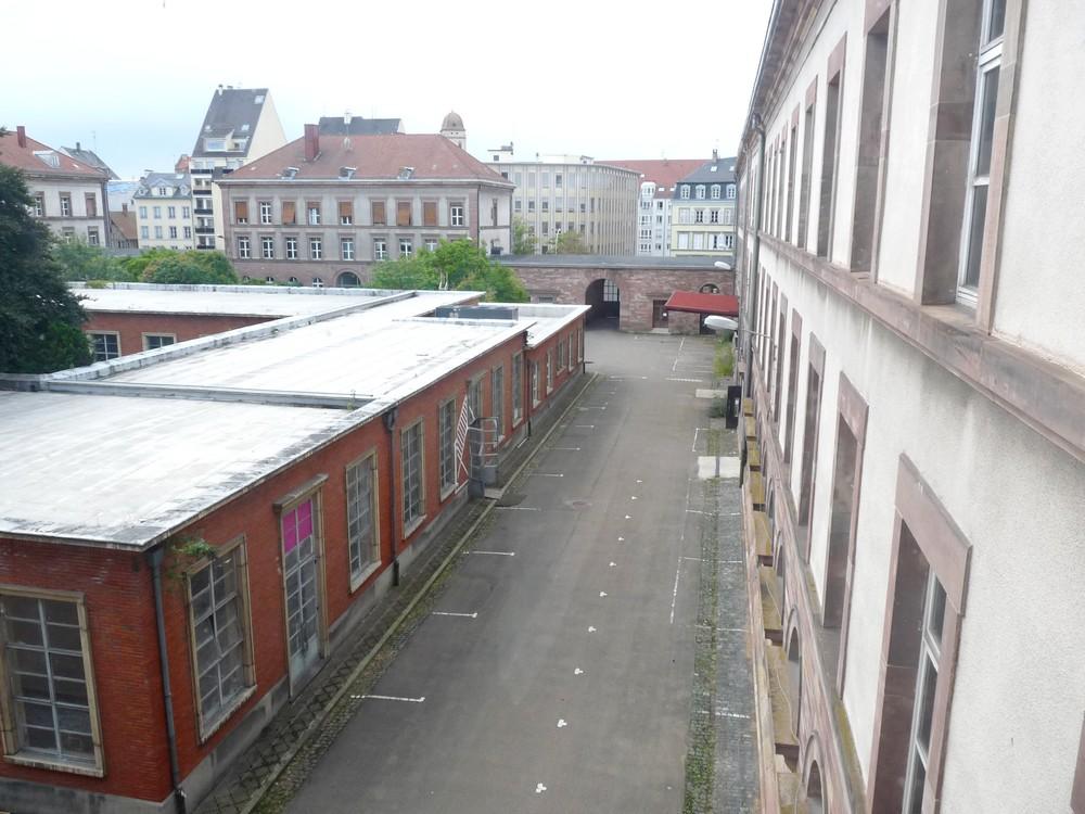 Manufacture des tabacs Strasbourg