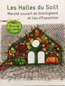 Marché couvert Schiltigheim