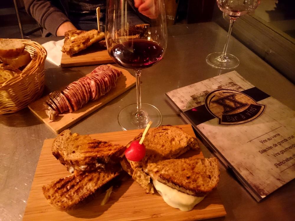Le Bar à XX Strasbourg vins sorties