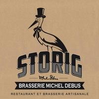 Brasserie Storig Michel Debus Schiltigheim restaurant Strasbourg