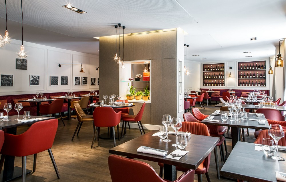 Restaurant Terroir & Co Sofitel Strasbourg