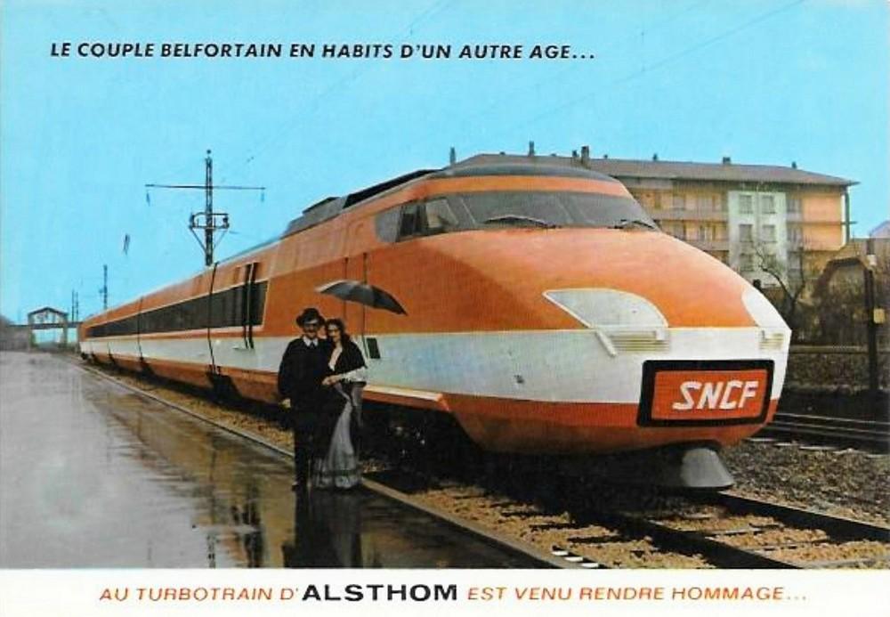 TGV 001 Strasbourg Bischheim A4