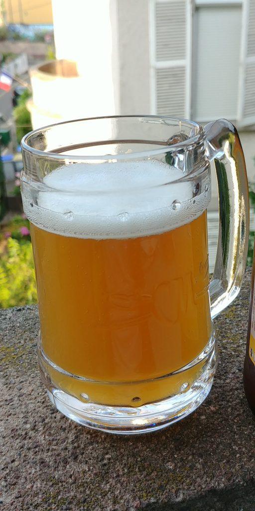 Stage brassage de bière