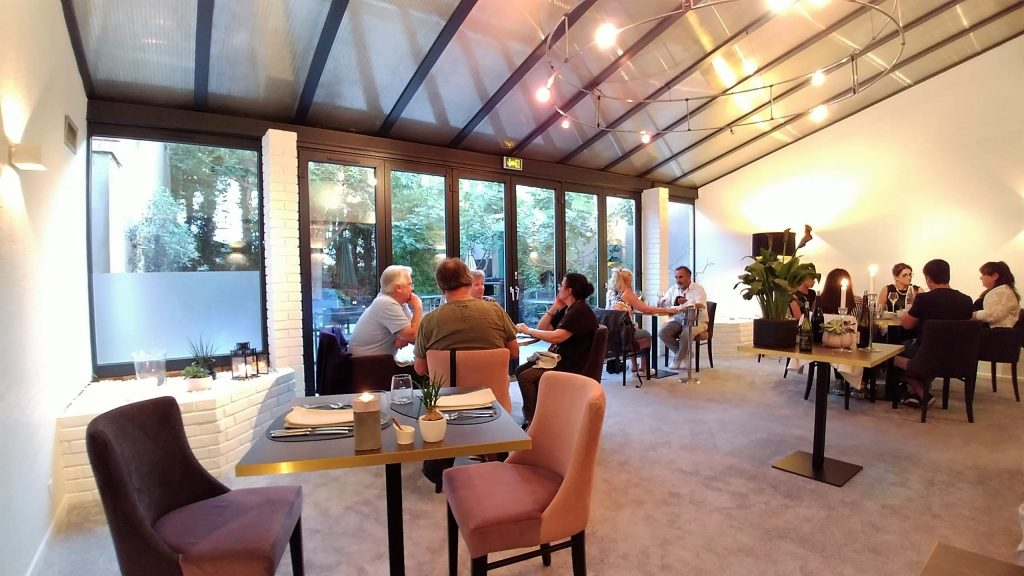 Les Plaisirs gourmands restaurant