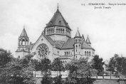 Ancienne Synagogue Strasbourg Disparu