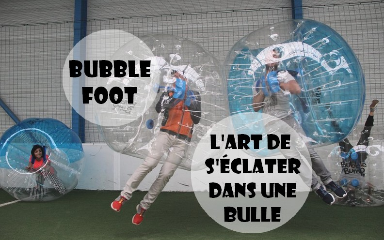 image jeu Bubble football