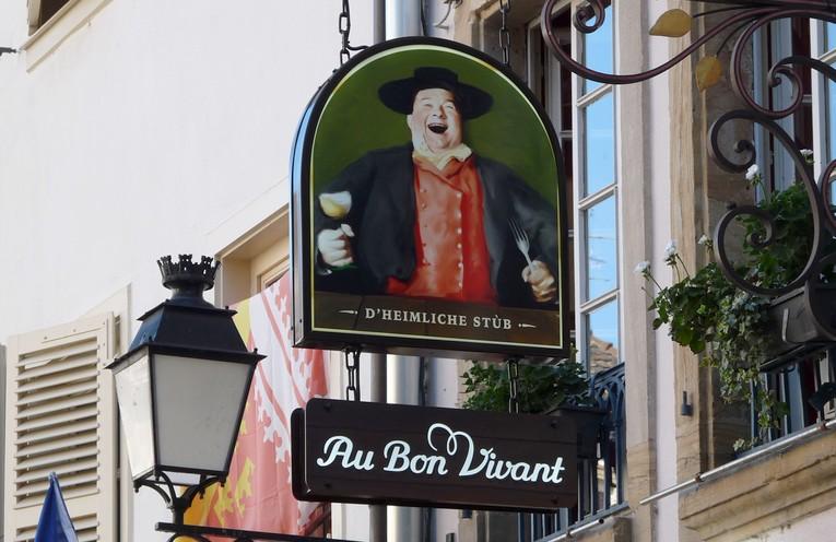Au Bon Vivant Winstub Strasbourg