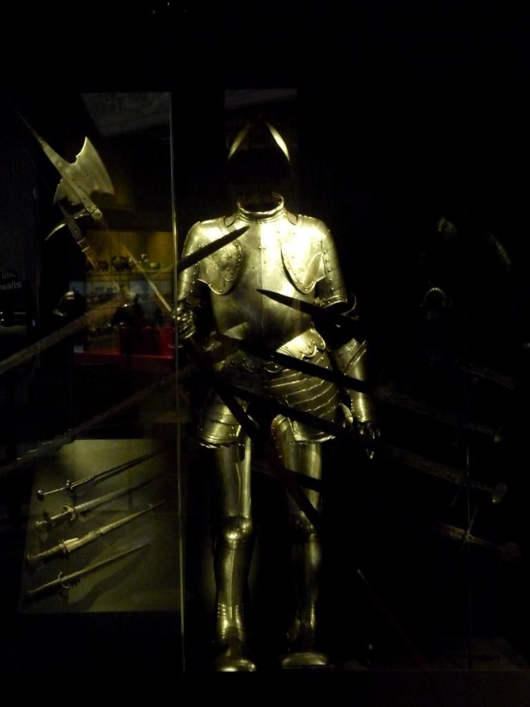 Homme de Fer Strasbourg Place statue