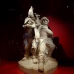 Maquette monument marseillaise broglie strasbourg