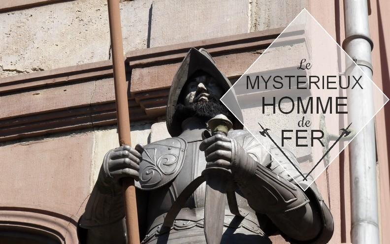 Le mystérieux Homme de Fer de la place strasbourgeoise
