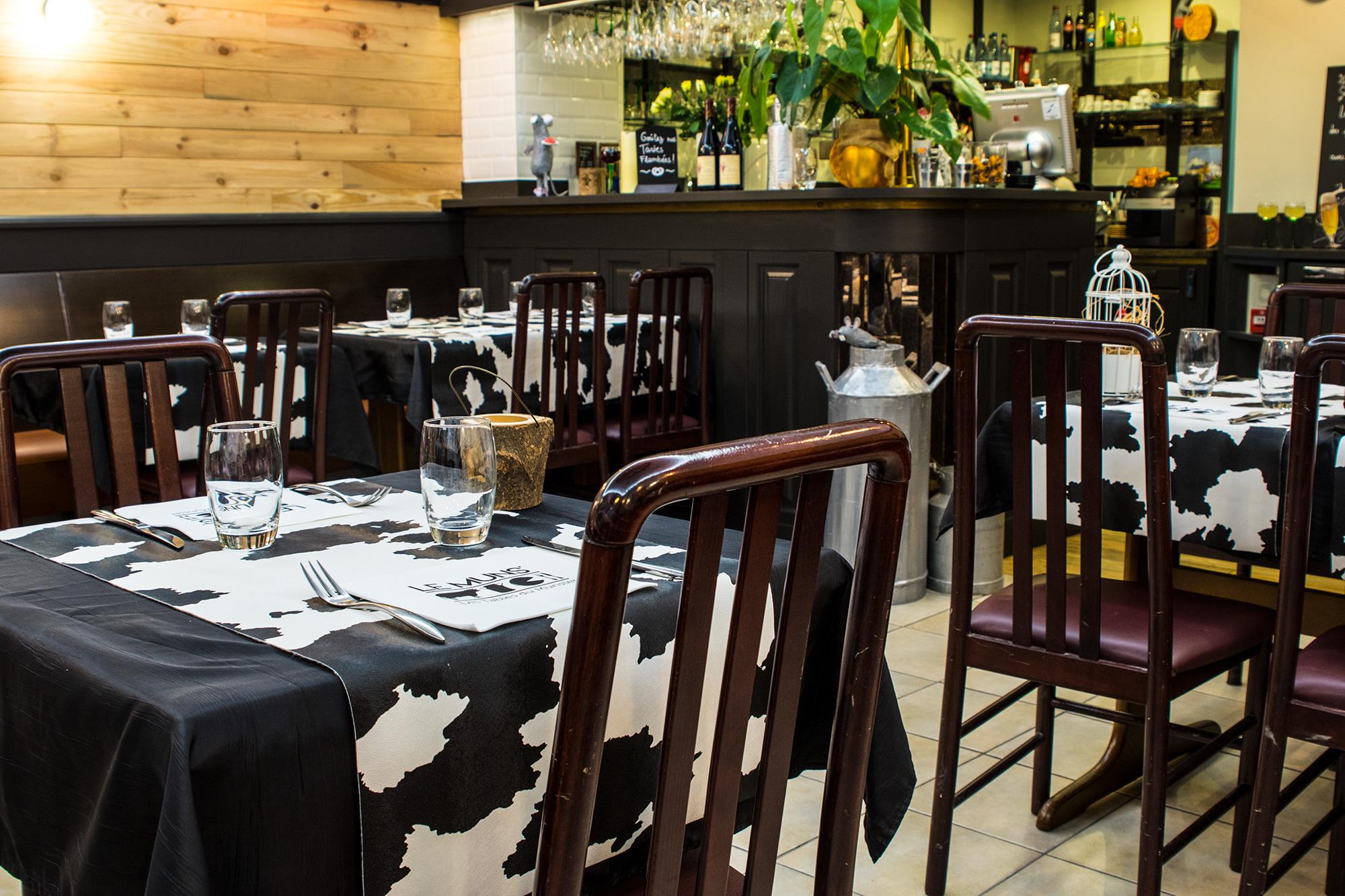 Le muns munster Strasbourg restaurant