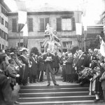 Inauguration monument marseillaise 14 juillet 1922
