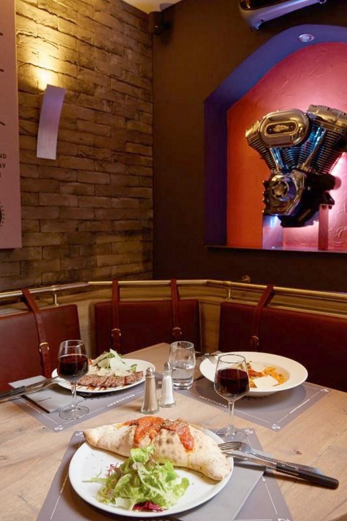 Tony's Kitchen pizzeria krutenau Strasbourg