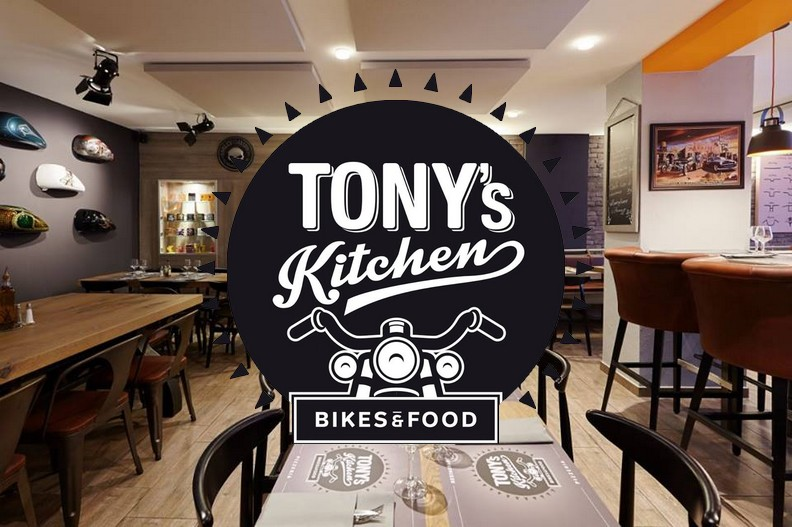 Tony's Kitchen, Bikes & Food à Strasbourg