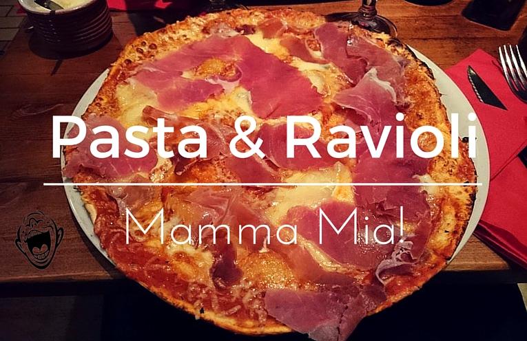 Pasta et Ravioli, Mamma mia!