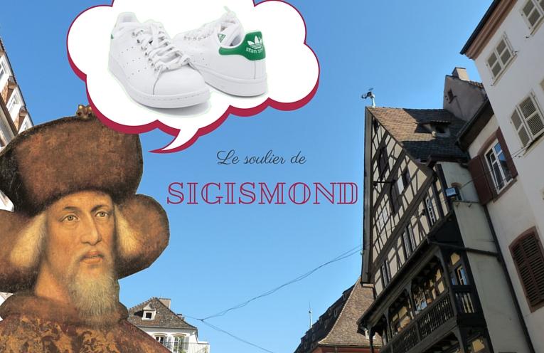 Le Soulier de Sigismond