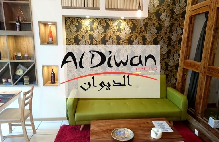Al Diwan, libanais à la Krutenau
